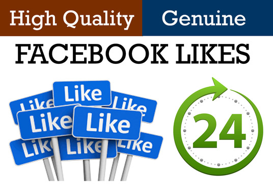 I will provide 2000 Facebook likes to your fanpage within 24 hours