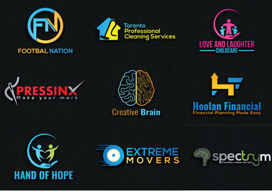 I will Design your Business Logo quickly with unlimited revisions