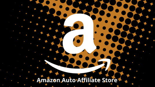 I will create money-making  autopilot Amazon affiliate store