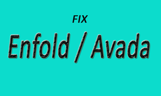 I will design or fix enfold and avada WordPress website within 2 days