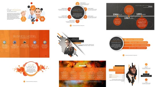 I will Create, edit A Catchy Branded, professional Powerpoint Presentation Design