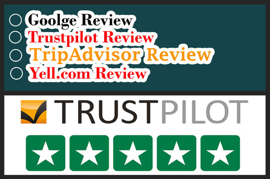 I will Post 4 Trustpilot Review