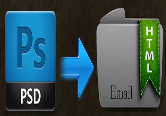 I will Do Psd To Html Email Newsletter(Responsive)