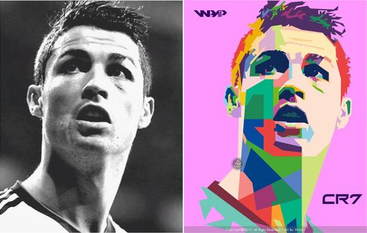I will make your photo into wpap art