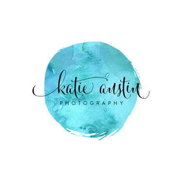 Design Watercolor Logo For You