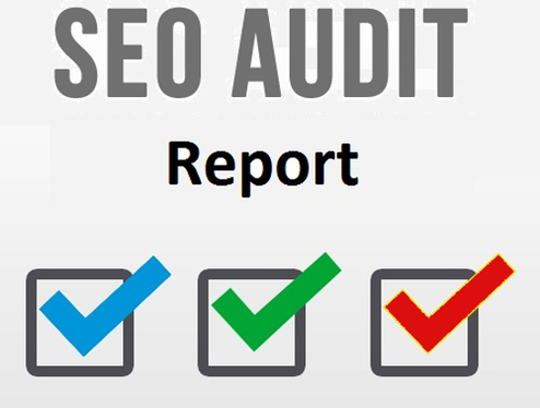 Create complete SEO Audit report