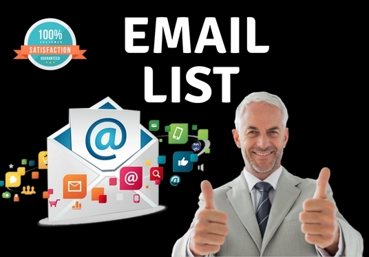I will find email according to your targeted profession
