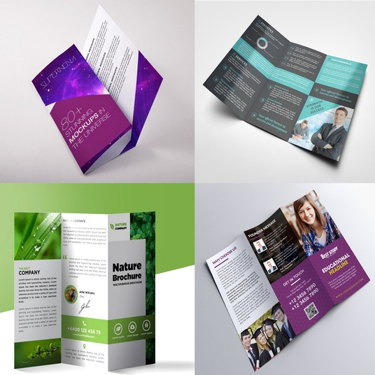 I will Design CREATIVE Flyer, Brochure, Poster For You