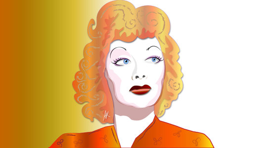 I will do a cool vector art caricature illustration from a photo or create an original one in my