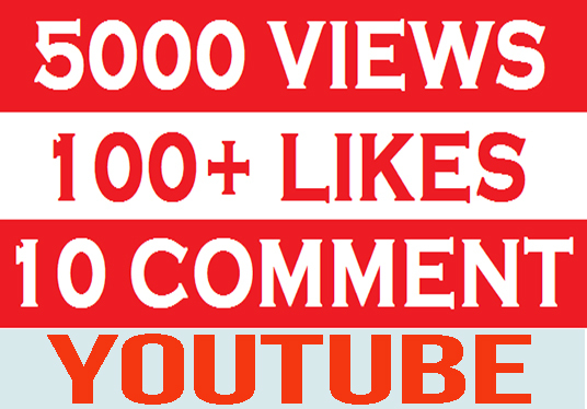 I will provide 5,000 High Retention Youtube Views