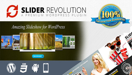I will Create Awesome Revolution Slider Within 24 Hours