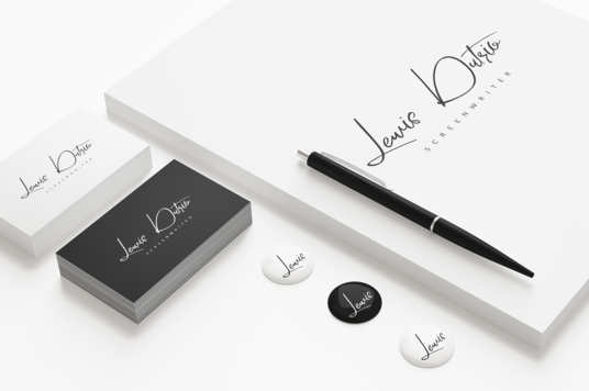 I will design 3 Real handwritten Signature and signature logo with unlimited revisions until you