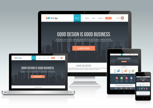 I will Design Professional Website Within 24hrs