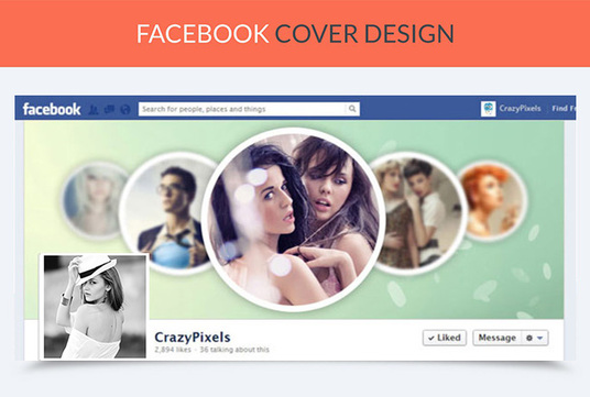 I will Do Modern Facebook Cover
