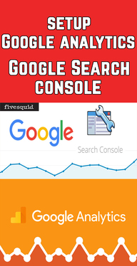Setup Google Analytics with Google Search Console