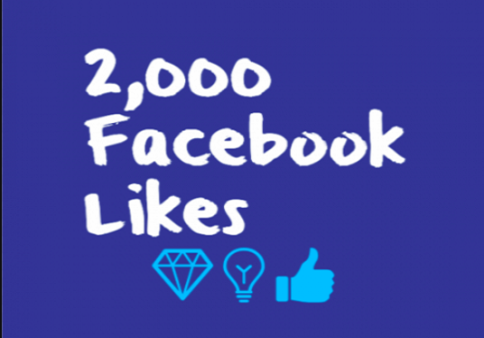 I will add 2000+ UK Facebook Fan Page Likes