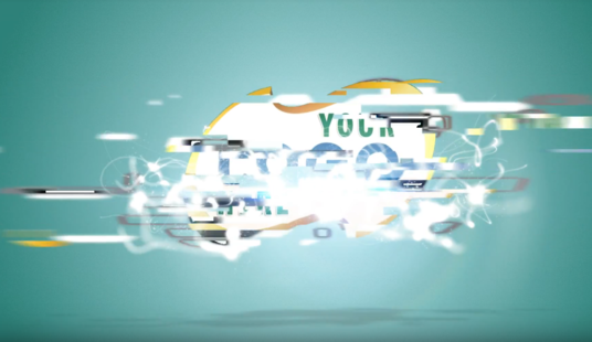 make this beautiful smoke clean Logo Reveal video for any Business Company intro