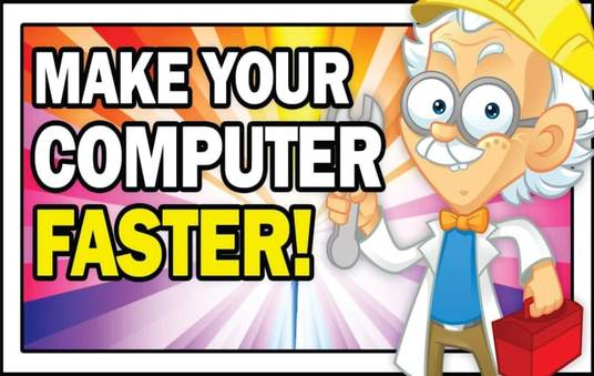 I will Make Your Computer Faster