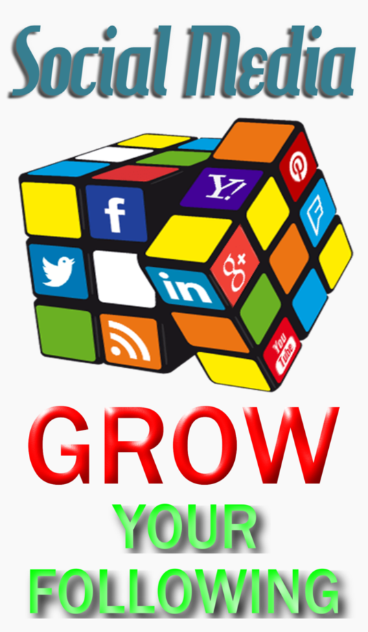 I will Strategically Grow Your social media Following