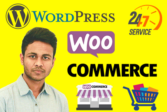 I will Create Premium Wordpress Woocommerce Store