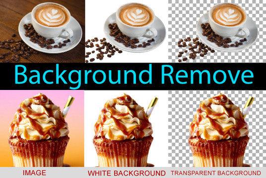 I will do 10 images  background removal in 24hours