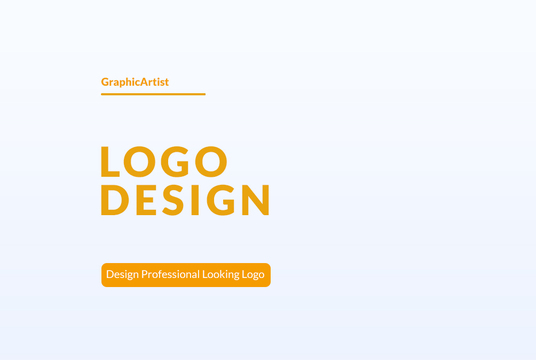 design a Professional looking Logo