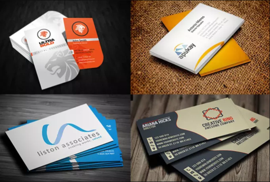 I will Design Professional double sided business card for you