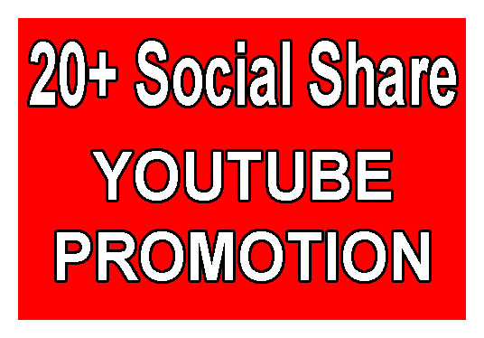 I will Do Youtube Promotion And Video Viral