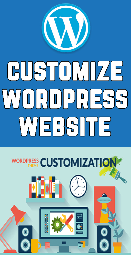I will Customize WordPress Website