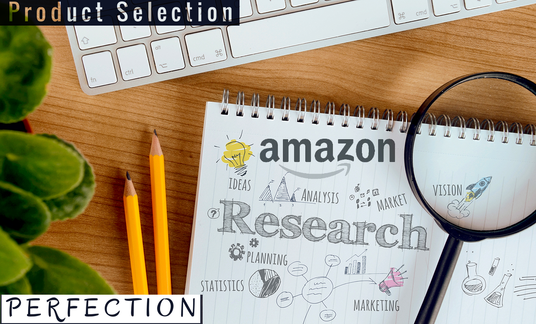 I will do amazon product research to find profitable products