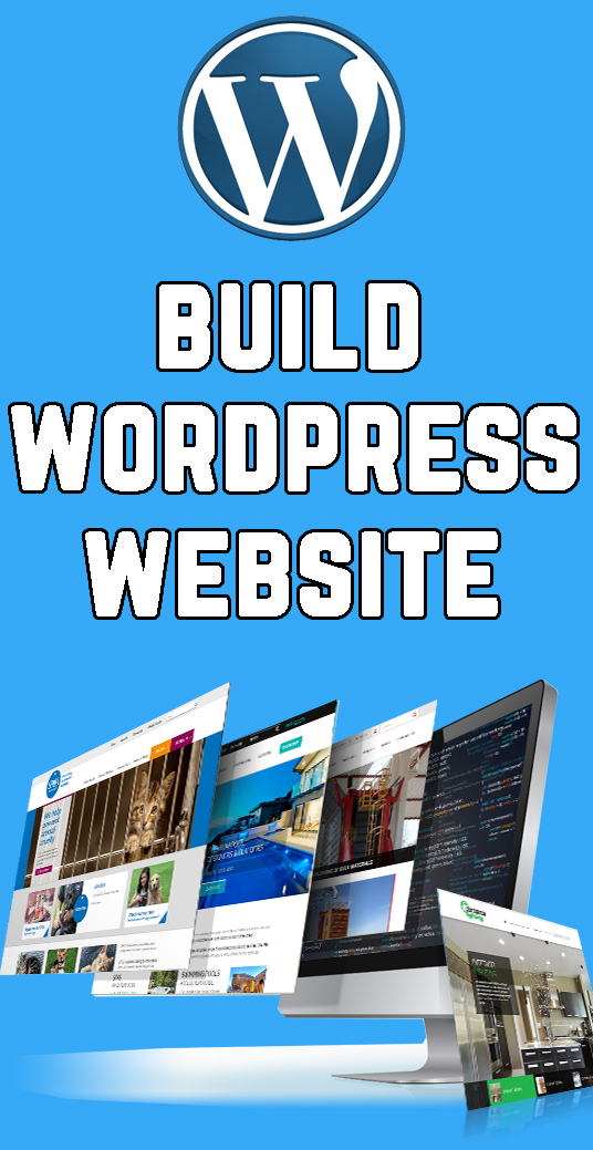 I will Build WordPress Website