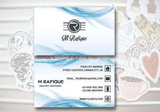 design professional business card