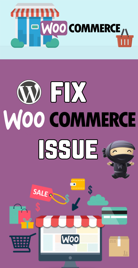 I will Fix Woocommerce Issue, Woocommerce Error, Woocommerce Problem, Woocommerce Bugs