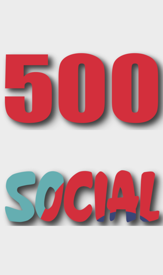 I will Promote Your Social Media Account to gain 500 Followers