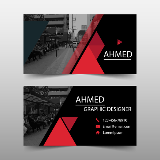 I will design professional business card and stationary