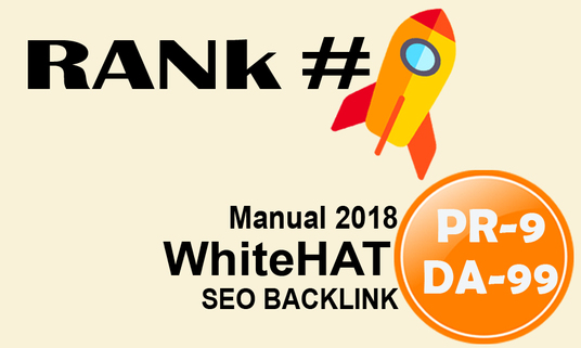 I will Help You Rank Top On Google With High Quality PR-10 Contextual Manual Backlink