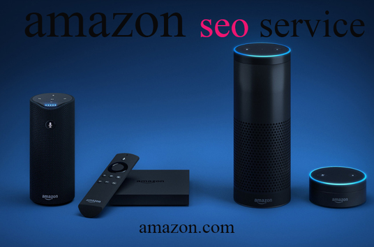 I will RANK Your Amazon SEO service