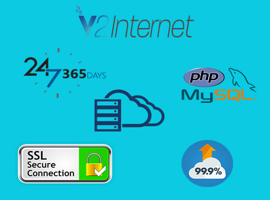 I will Host your website for 1 year - Unlimited Storage & Bandwidth + Free Wildcard SSL