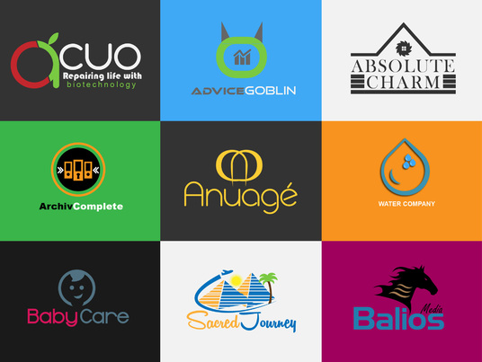I will create 2 inspired logo design in 24hrs