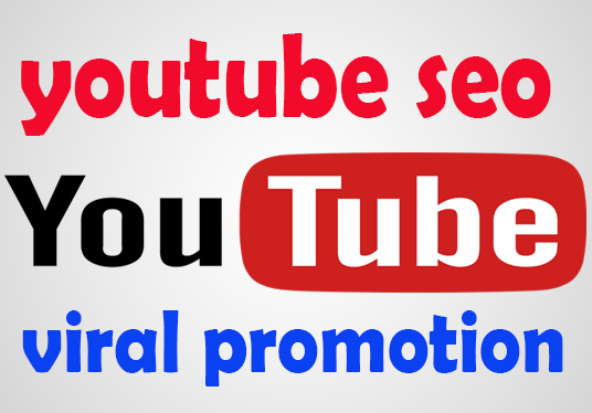 I will do viral youtube video SEO and promotion