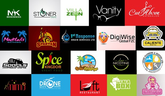 I will Design World Class Original Logo with Unlimited Revisions and free Source Files