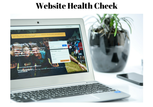 I will give your website a health check