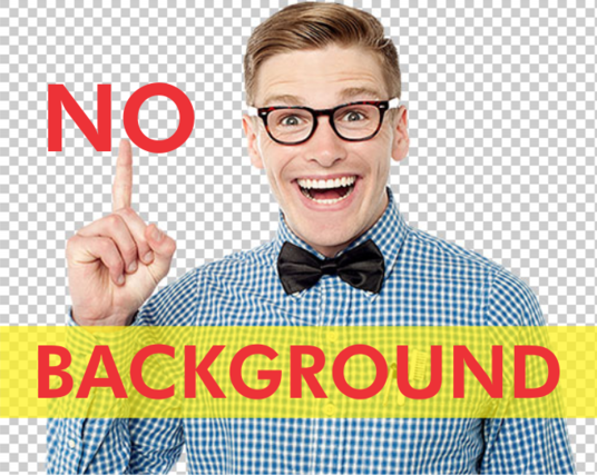I will do 20 photo background removal