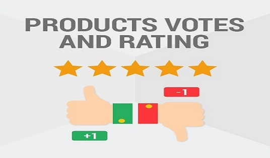 I will give you 50 votes on your products
