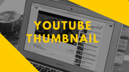 create 5 thumbnails for your YouTube videos