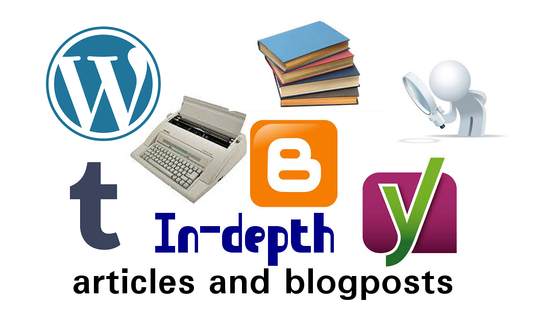 I will write an SEO article for your blog, site, or e-commerce shop