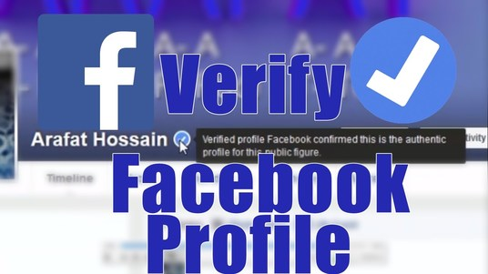 I will get you verified on Facebook
