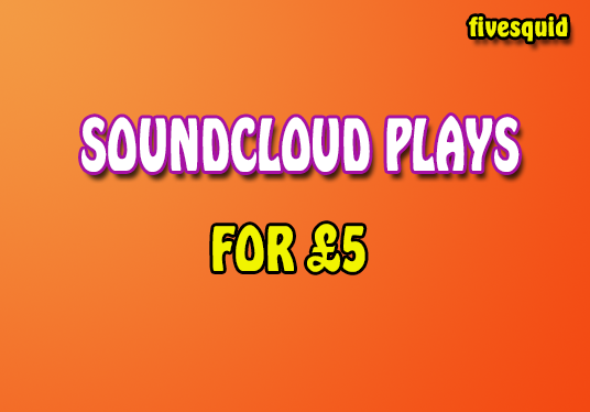 Provide 2000+ Soundcloud Plays