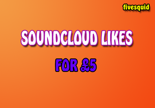 I will Provide 500+ Soundcloud Likes