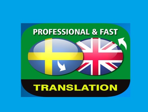 translate 1500 words english to swedish